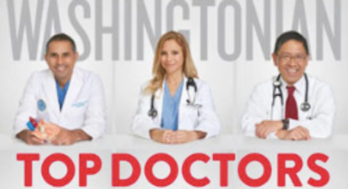 "Kaiser Permanente physicians recognized as ""Top Doctors"" in the Mid-Atlantic States"