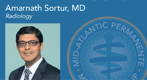 Meet the Doctor: Amarnath Sortur, MD