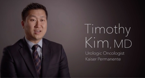 Dr. Timothy Kim on Treating Cancer of the Urologic Organs
