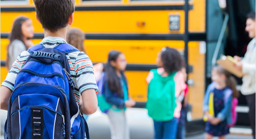 How to help your child with back-to-school anxiety