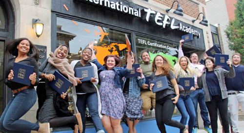 ITA USA Onsite TEFL Classes
