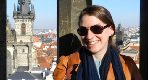 Zory, Poland English Teaching Q and A with Rebecca Sparagowski