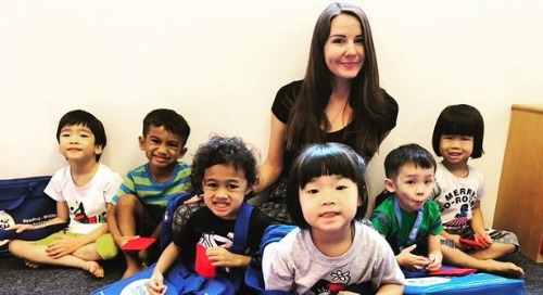 Teaching English in Singapore: Alumni Q&A with Kelsey Ax