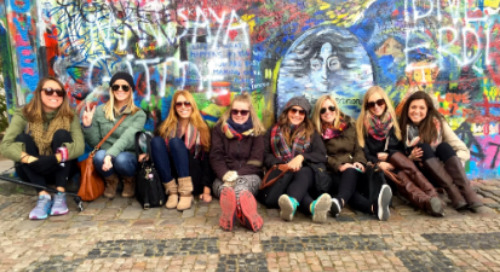 Prague, Czech Republic English Teaching Q and A with Katie Halpin