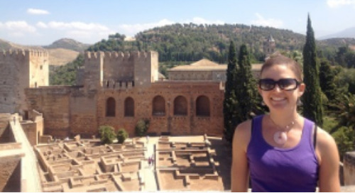 Huelva, Spain English Teaching Q and A with Allison Clark