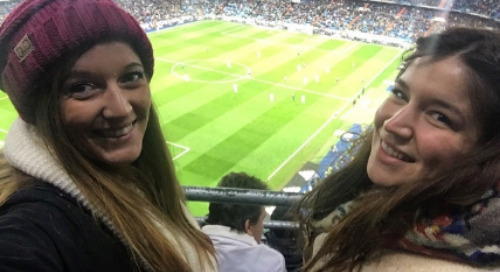 Teaching English in Madrid, Spain: Alumni Q&A with Amy Winters
