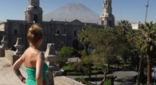 Arequipa, Peru English Teaching Q and A with Emmie Jae
