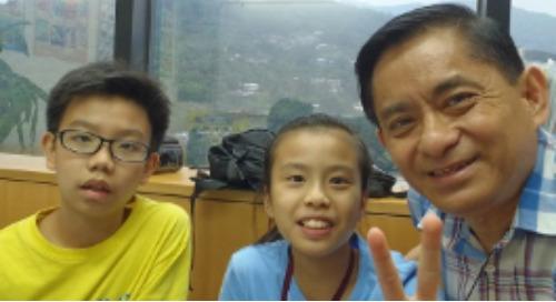 Hong Kong English Teaching Q and A with Abel Buenconsejo