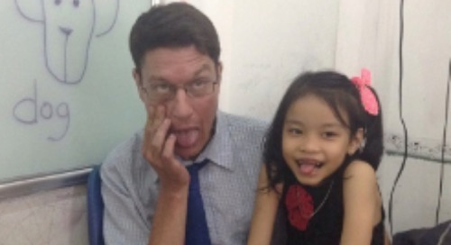 Teaching English in Ho Chi Minh City, Vietnam: Alumni Q&A with Alan Polasky
