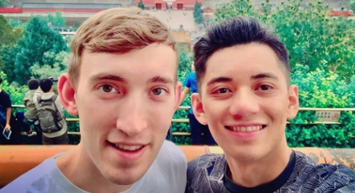 LGBTQ&A: Teaching English in Shanghai, China with Seth Borden