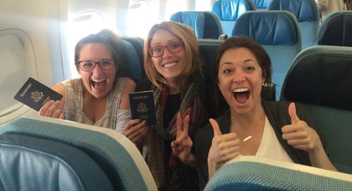 Where Do Schools Provide Free Airfare To English Teachers Abroad?