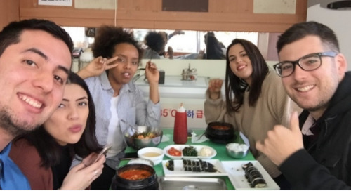 Teaching English in Suwon, South Korea: Alumni Q&A with George Gutierrez