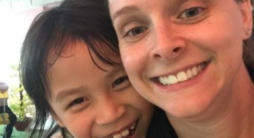 Phnom Penh, Cambodia English Teaching Q and A with Maura Buchman