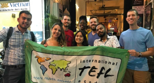 ITA Asia Onsite TEFL Classes