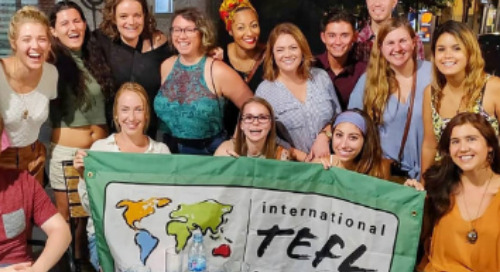 ITA Europe Onsite TEFL Classes