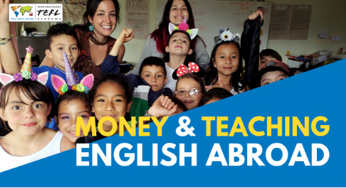 Money And Teaching English Abroad [Webcast]