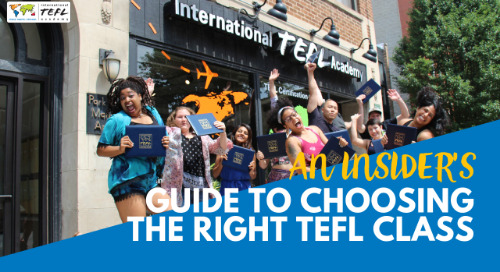 An Insider's Guide To Choosing The Right TEFL Class [Webcast]