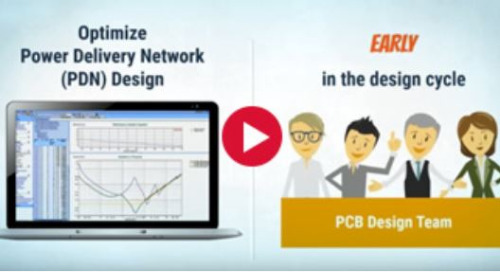 Sigrity Tech Tip: How to Share Power Delivery Network Design Analysis across the PCB Design Team
