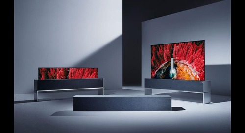 The Technology behind LG Signature OLED TV R9