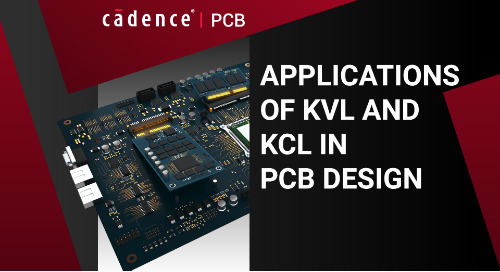 Applications of KVL and KCL In PCB Design