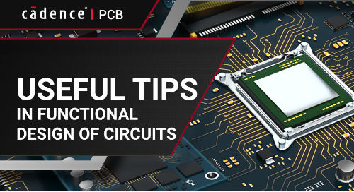 Useful Tips In Functional Design of Circuits