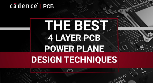 The Best 4 Layer PCB Power Plane Design Techniques