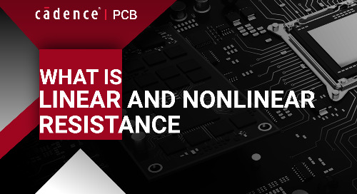 What is Linear and Nonlinear Resistance?