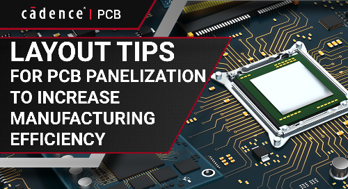Layout Tips for PCB Panelization to Increase Manufacturing Efficiency