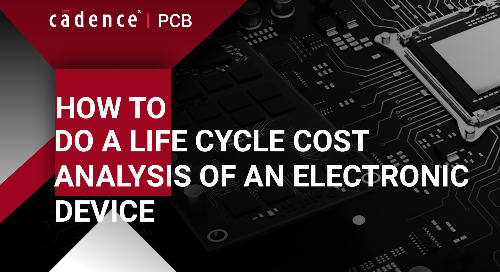 How to Do a Life Cycle Cost Analysis of an Electronic Device