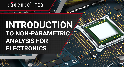 Introduction to Non-parametric Analysis for Electronics
