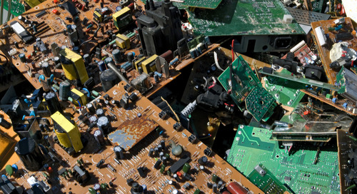 Design for Electronics Recycling: Best Practices
