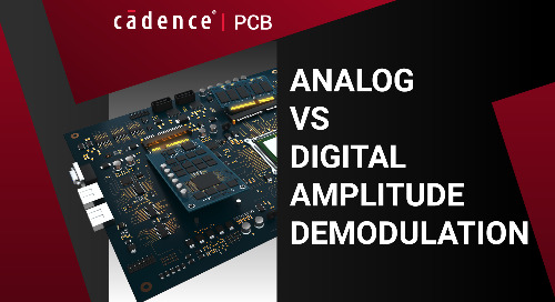Analog vs. Digital Amplitude Demodulation