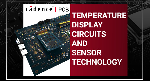 Temperature Display Circuits and Sensor Technology