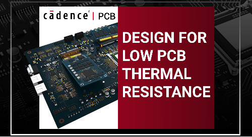 Design for Low PCB Thermal Resistance