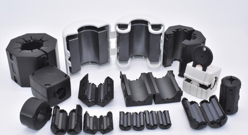 Selecting Ferrite Chokes and Clamps to Minimize RFI and Resistance