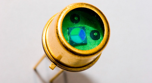 Selecting a Photodiode Sensor for Infrared Optics