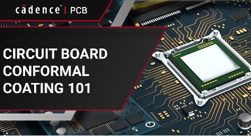 Circuit Board Conformal Coating 101