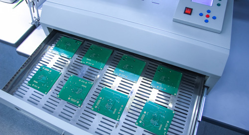 PCB Design for Laser Flash Analysis in Manufacturing
