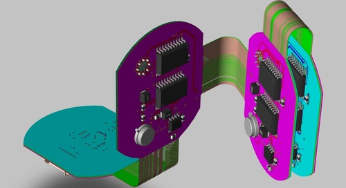 Designing a Flex PCB Prototype: PCB Design Tips and Considerations