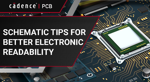 Schematic Tips for Better Electronic Design Readability