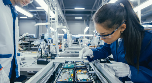 Understanding the Electronic Manufacturing Flow