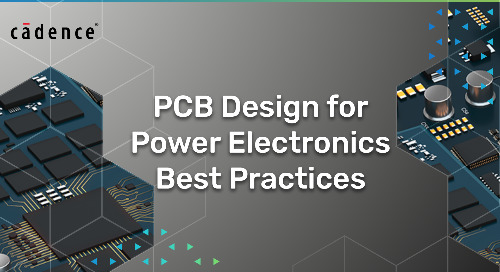 PCB Design for Power Electronics Best Practices