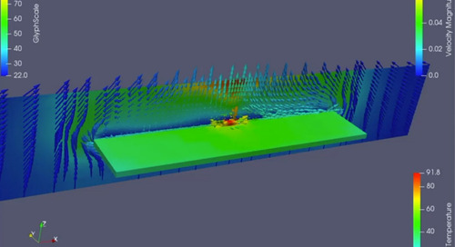 Analyzing the Venturi Effect in CFD Simulations and Testing