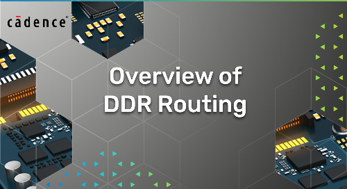 Overview of DDR Routing