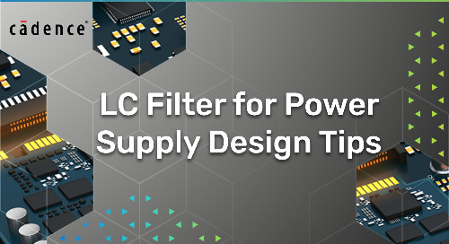 LC Filter for Power Supply Design Tips