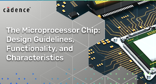 The Microprocessor Chip: Design Guidelines, Functionality, and Characteristics