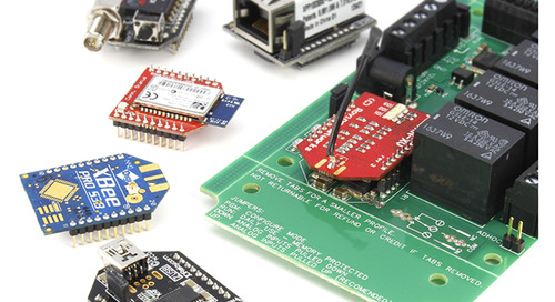 Wireless Local Area Network Boards For the Internet of Things