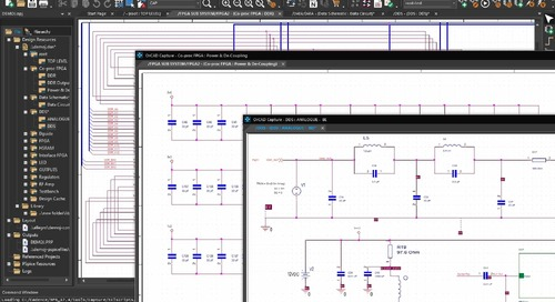Carving Out Your Schematic in OrCAD PCB Designer