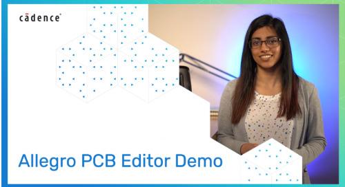 Allegro PCB Editor Demo