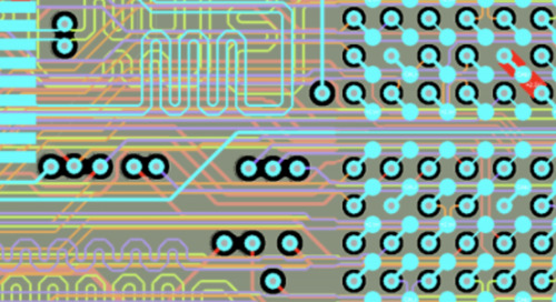 Selecting the Appropriate Through Via Technology for Your PCB Project